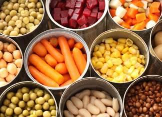 Μυρίζουν τα λαχανικά της κονσέρβας;