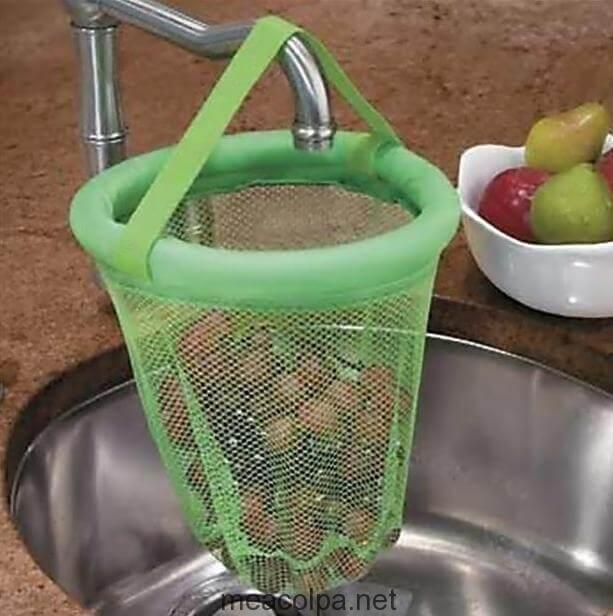 Ένα χρήσιμο καλαθάκι για τα φρούτα