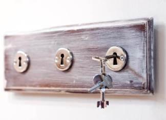 Χρήσιμη κατασκευή για τα κλειδιά
