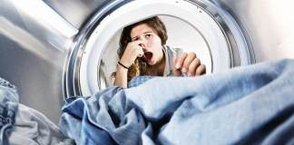 Τα ρούχα που μόλις έπλυνες μυρίζουν;