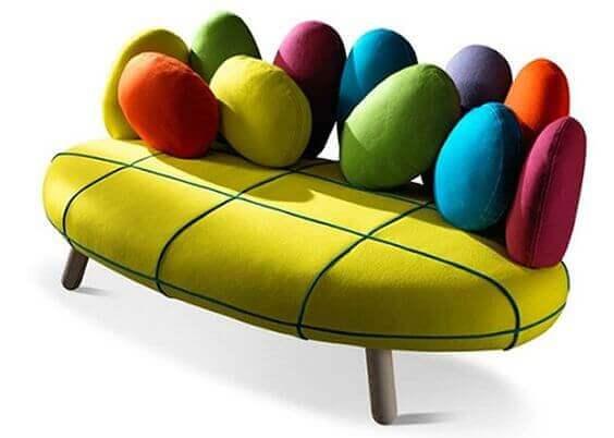 13 καναπέδες που διαφέρουν