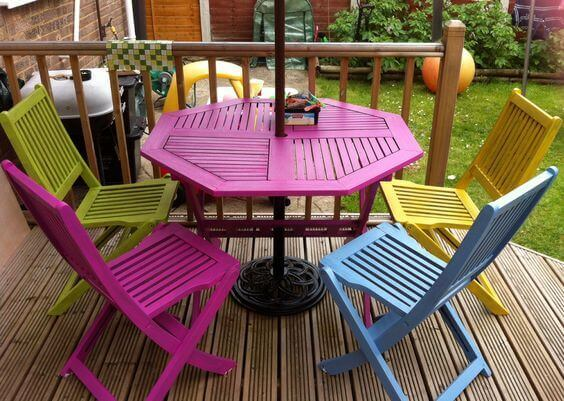Επιπλα κήπου – 13 προτάσεις