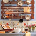 Τα κουζινικά στην παλέτα