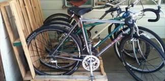 Παλέτες για τα ποδήλατα