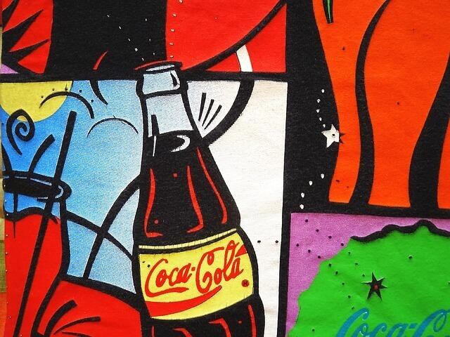 Coca cola και μυρμήγκια
