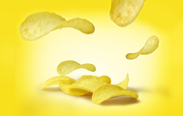 Πως θα φρεσκάρεις τα ξεχασμένα πατατάκια – τσιπς