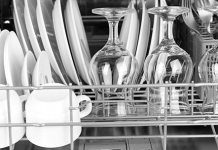 Πως βάζουμε τα πιάτα στο πλυντήριο