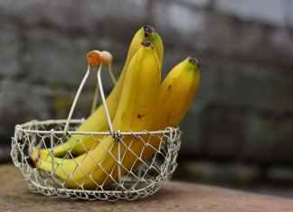 Για να μην ωριμάσουν γρήγορα οι μπανάνες