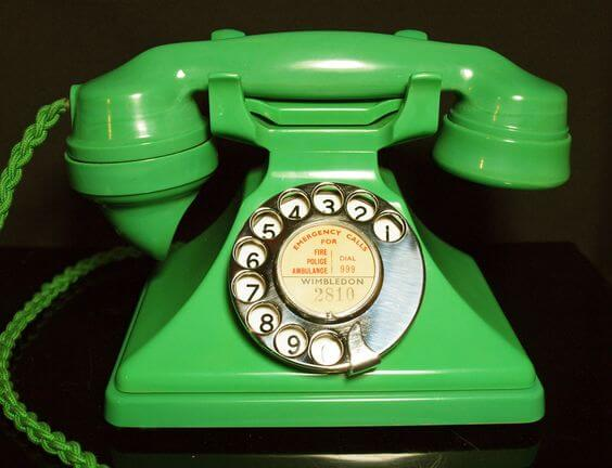 23 συσκευές τηλεφώνου μιας άλλης εποχής