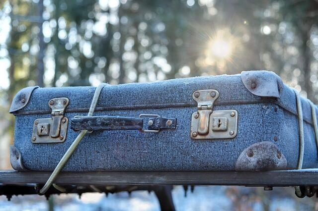 Για να μη χάνεται η βαλίτσα σου στα ταξίδια