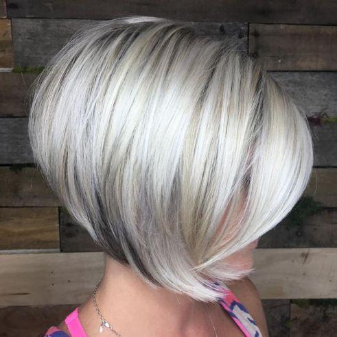 42 χτενίσματα για ξανθό, κοντό μαλλί
