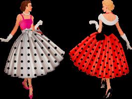 1950 μια δεκαετία με υπέροχα φορέματα