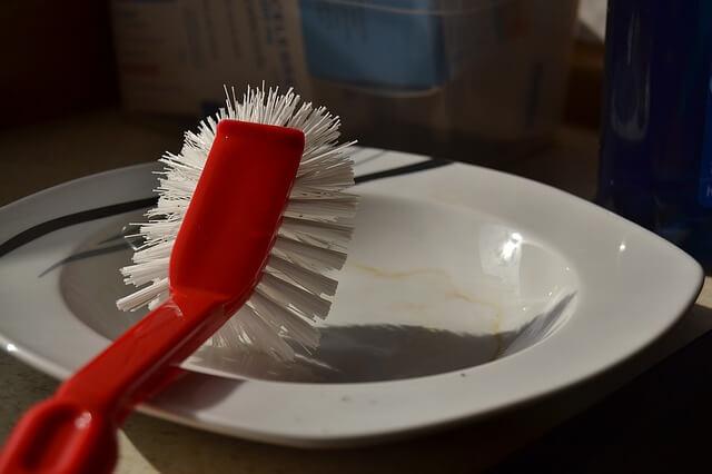 Η βούρτσα που πλένουμε τα πιάτα είναι παραμελημένη;