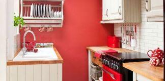 17 μικρές και στενές κουζίνες