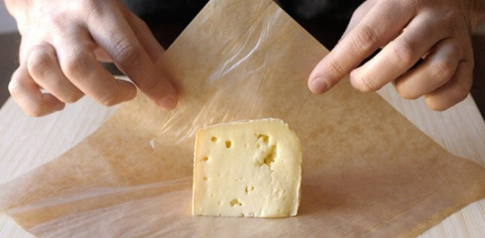 Ετσι τυλίγουμε το τυρί!