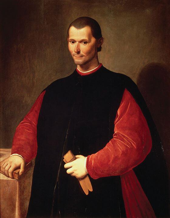 Ποιος ήταν ο Νικολό Μακιαβέλι;