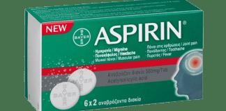 Αν πρέπει να πάρετε ασπιρίνη, αλλά τον στομάχι σας δεν την αντέχει