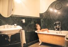 Χαλαρωτικό μπάνιο / από το τετράδιο της γιαγιάς.