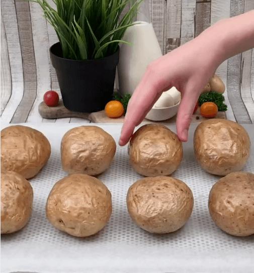 Γκρατιναρισμένες πατάτες με κιμά