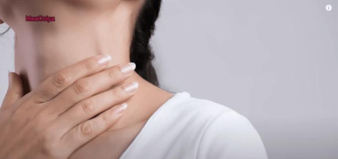 Λαιμός που γαργαλάει… το πάει για πονόλαιμο