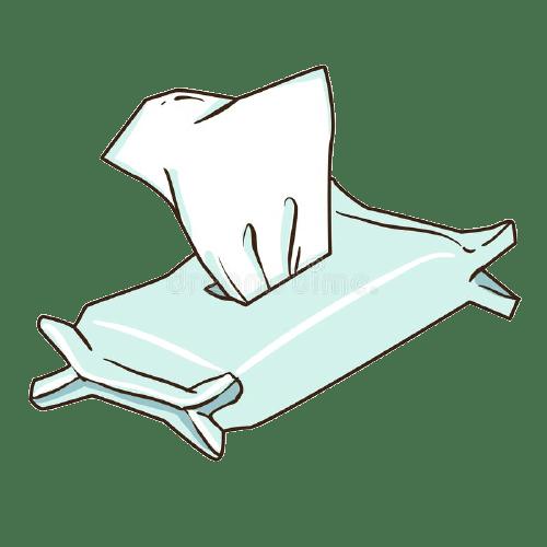Για να μη στεγνώσουν τα υγρά μαντηλάκια