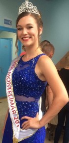 Emma Coursault Miss Montelimar 2017