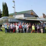 """Le Club de la Ffaccc - Fédération Française des Associations et Clubs de Campings Car a fait étape lors du 41e """"Euro Camping-Cars""""!"""
