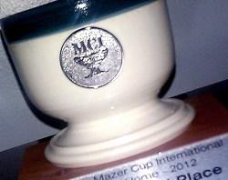 Mazer-Cup-Award