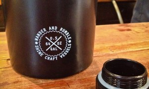 Designer Growler