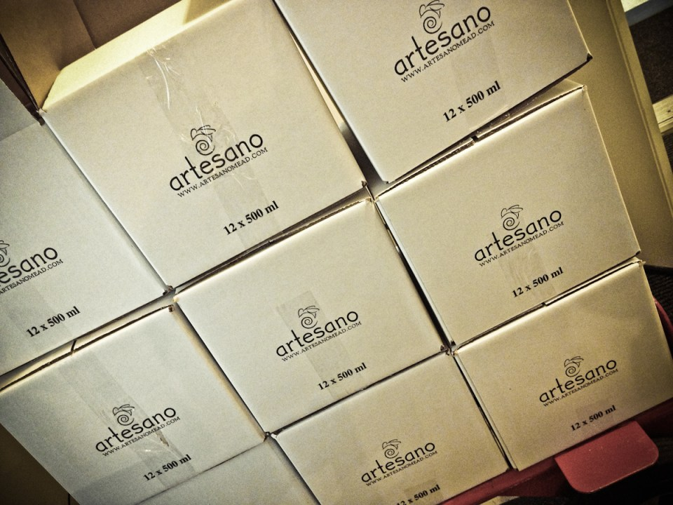 Artesano Meadery Boxes