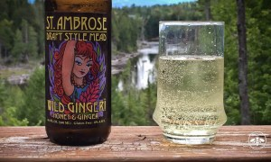 st ambrose ginger mead review
