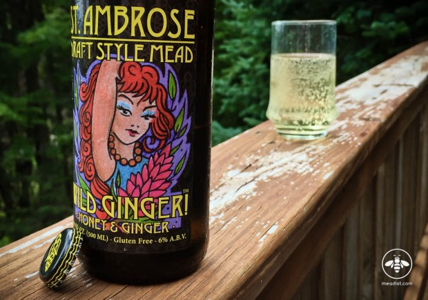 wild ginger mead review
