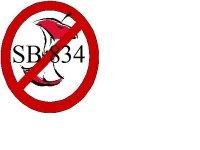 Stop SB 834