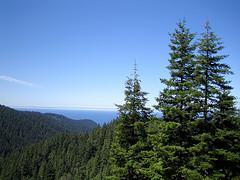 Cummins Creek Overlook (click for slideshow)
