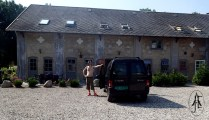 the place we stayed on Lolland, near Maribo