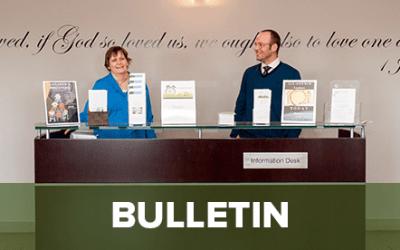 Bulletin for February 26, 2017