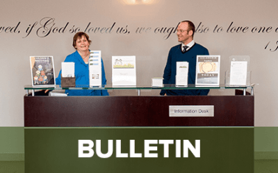 Bulletin for March 18, 2018