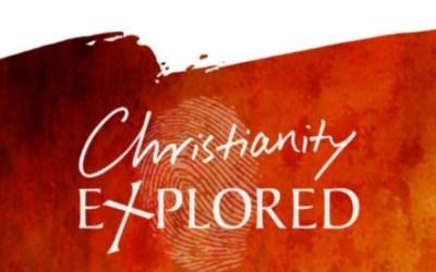 Christianity Explored Classes Begin April 5