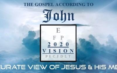 Sermon Series for 2020