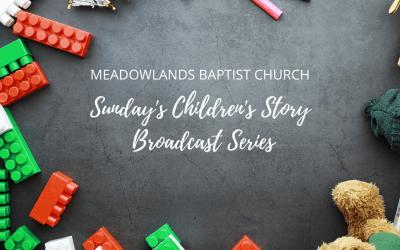 MBC Sunday's Children's Story Series