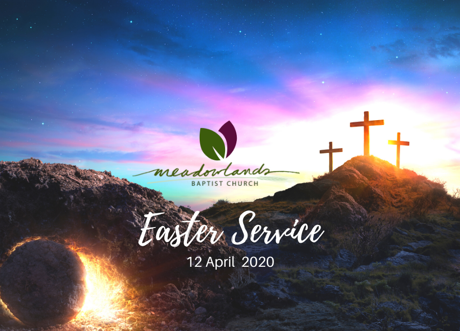 Easter Service Broadcast