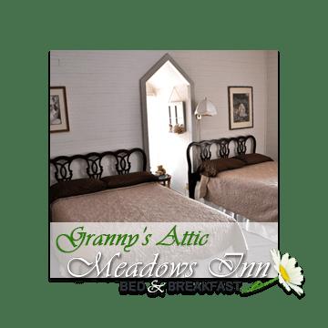 Meadows Inn, New Bern, NC, Granny's Attic