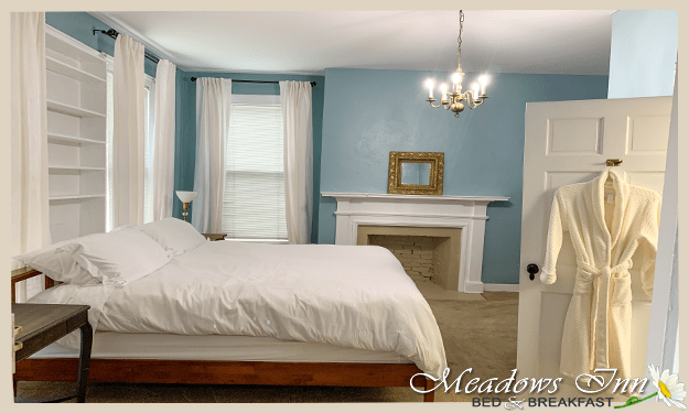 Meadows Inn, New Bern, NC, Oriental Room