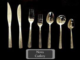 Flatware Rentals - Nova Cutlery