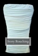 Chair Rentals - Rouched Chair Cover
