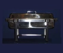 Serving Equipment Rentals - Schaffing Dish