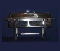 Serving Equipment Rentals - Schaffing Dish