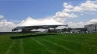 Mississauga tent rental - Booth Centennial