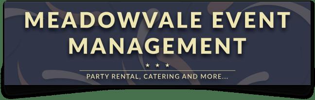 Meadowvale Event Management
