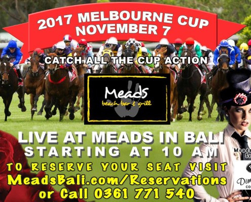 2017 MELBOURNE CUP LIVE MEADS BEACH BAR & GRILL